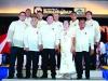 At the Center (front) Hon. Emmanule I. Aranda- Mun. Mayor (Back) Hon. Sammuel A. Gavaran- Mun. Vice Mayor; From L to R - Sangguniang Bayan Members ( Front)Hon. Raphael V. Gabayeron, Hon. Antonio V. Verde, Hon. Richel V. Abalona, Hon. Randy C. Magbanua (Back) Hon. Gaudencio F. Baja Jr., Hon. Roberto Villasis, Hon. Jeffrey R. Dizon, and Hon. Cris M. Morano