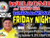 Opening of Friday Night in the Municipality
